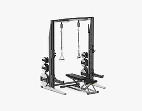 Technogym Power Personal Excellence 3D
