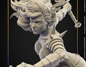 3D print model Magik - New Mutants
