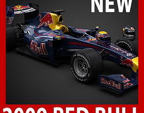 F1 2009 Red Bull RB5 3D