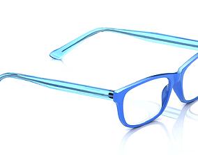 modern 3D print model Eyeglasses for Men and Women