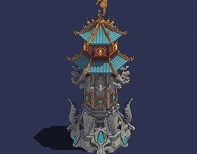 3D Gang - defense tower 02