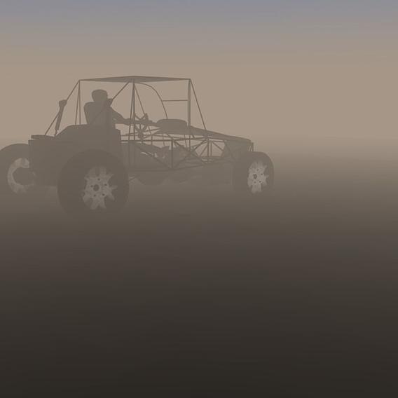 2009 - Buggy