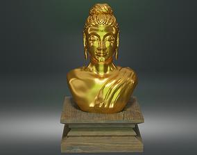 3D printable model Buddha Statue idol