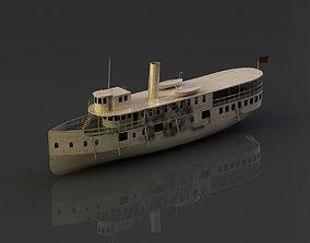 Ship 3DM STL 2