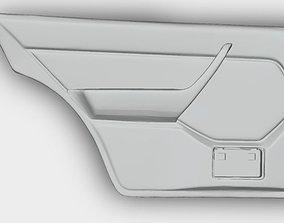 3D printable model Mercedes W124 Door Panel