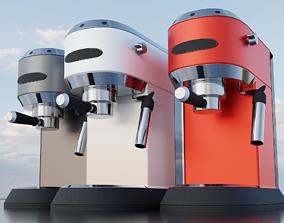 DeShorti Coffee Machine 3D