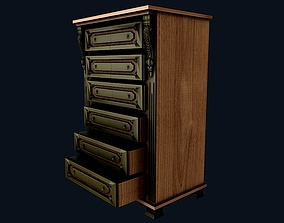 Drawers 1 3D