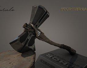 3D model STORMBREAKER - THOR AXE