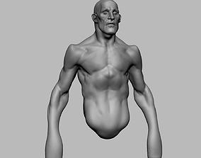 3D Creature Dor