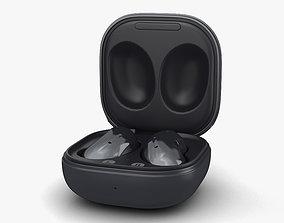 Samsung Galaxy Buds Live Mystic Black 3D model