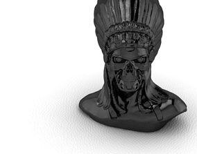 terminator indian 3D print model