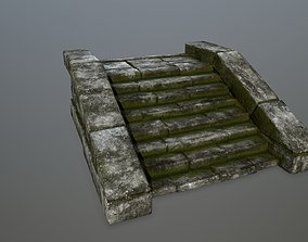 3D model stairs 1