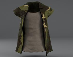 Clothing Set 5 3D asset