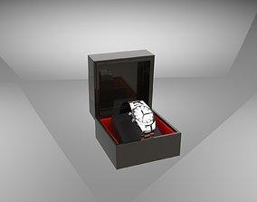 Watch Modeling in maya 3D asset