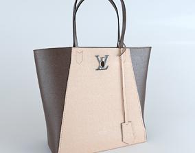 3D model Women leather bag