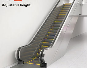 Animated Escalator 3D Models | CGTrader