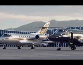 3D Hawker 900XP