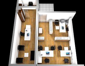 3D Office 1