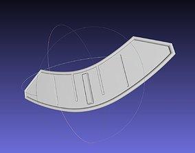 3D printable model Star Wars The Mandalorian Cara Dune