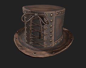 3D model Human Hat ver 2