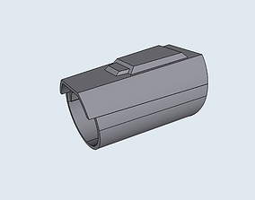 3D printable model Simple Mandalorian Gauntlet