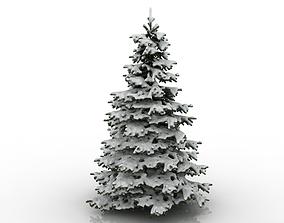 3D asset Spruce