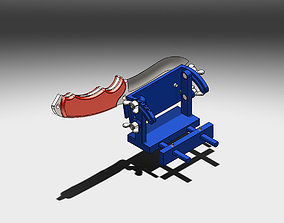 3D printable model KNIFE SHARPENING GUIDE FOR BELT SANDER