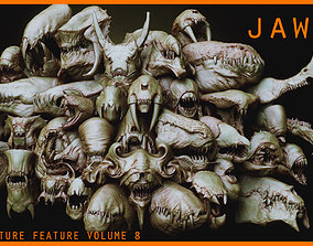 Creature Feature Vol 8-JAWS 2-Another 33 Zbrush IMM 3D