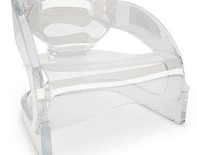 Joe Colombo Armchair 3D model