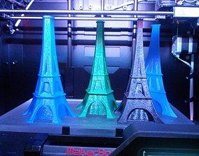 3D print model Multi Sided Eiffel Style Vases