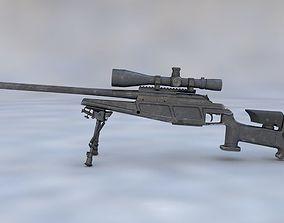 3D model Blaser R93 Tactical 2