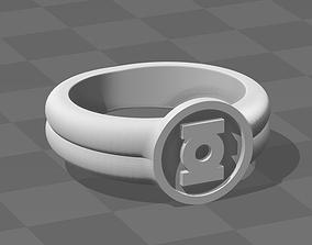 3D printable model Green lantern ring