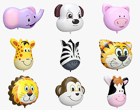 Balloons Animal foil Vol1 3D