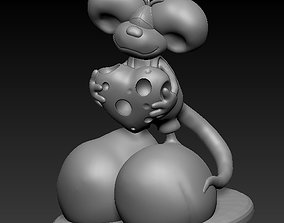 Diddle 3D model