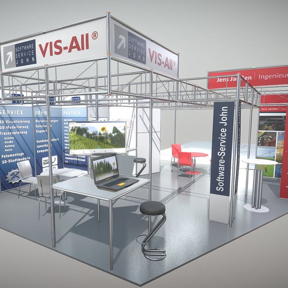 InterGEO 2019 Booth Design