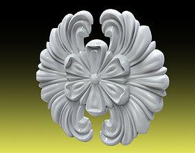 3D print model Rosette 016