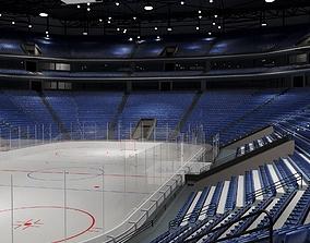 3D Hockey Arena