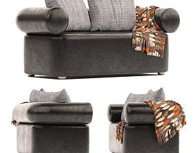 3D Sedute Abbey Sofa