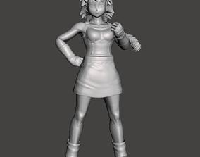Gine 3D Model