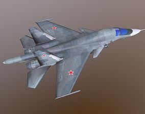 3D model The Sukhoi SU-34