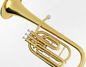 3D Alto Horn