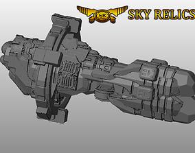 3D print model SKY RELICS - 14 GULKON