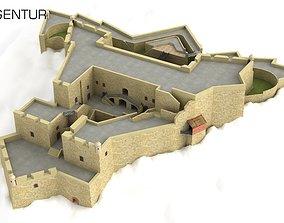 Castillo del Morro - 3D Building Models