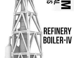 Refinery Boiler IV 3D printable model