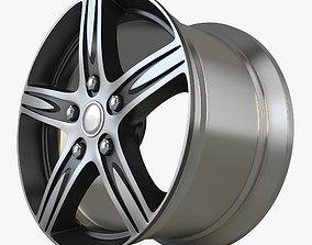 3D model Wheel Concept