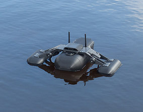 drone Drone AquaPod V2 for 3D print