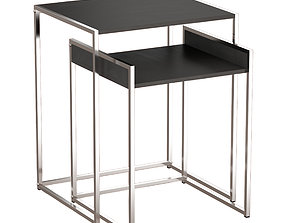 RYDER NESTING TABLES 3D model