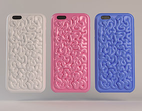 3D printable model Brain Phone Case
