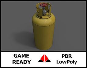 Gas tank 3D asset realtime