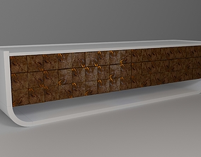 TV stand dressing 3D